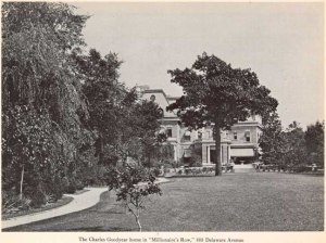 Goodyear Mansion at 888 Delaware