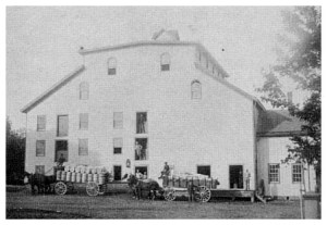 Dodge Mill in Williamsville source:  http://www.edyoungs.com/images/dodgemillfront.jpg