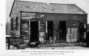 Ferry Street Schoolhouse source