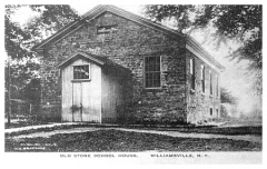 The Cayuga Street Stone School