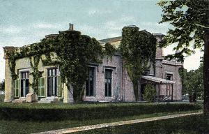 Castle at Fort Porter Postcard