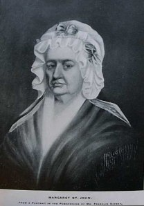 Margaret St. John