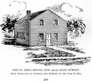 st. john house