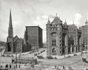 Shelton Square 1908