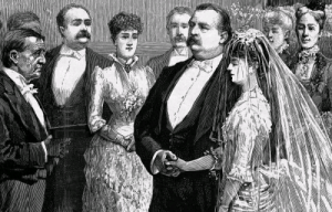 President Cleveland's Wedding to Frances Folsom