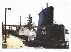 Buffalo and Erie County Naval and Military Park