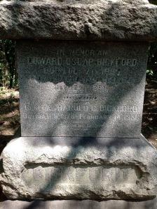 General Bickford Grave