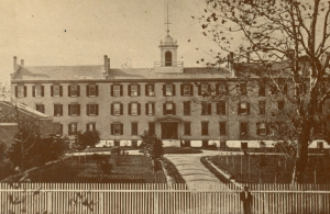 Sister's Hospital, 1870 source