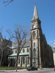 St. Joseph's Cathedral,  Franklin Street