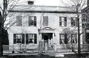 Fillmore House on Franklin Street