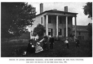 The Waldens House at Main and Edward