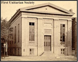 Former Unitarian Church, Eagle and Franklin Streets