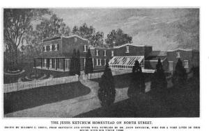 The Ketchum House on North Street