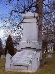 Seth Grosvenor Grave