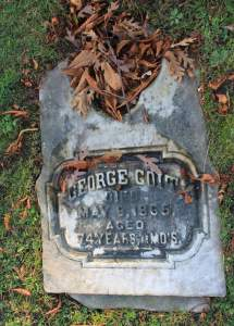 George Coit's Grave