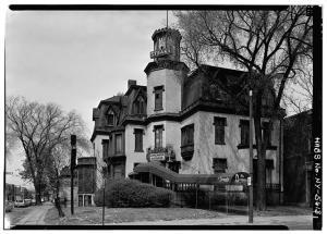 184 Delaware in the 1960s