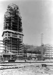 Central Terminal Under Construction