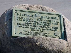 miliatry marker sheridan drive