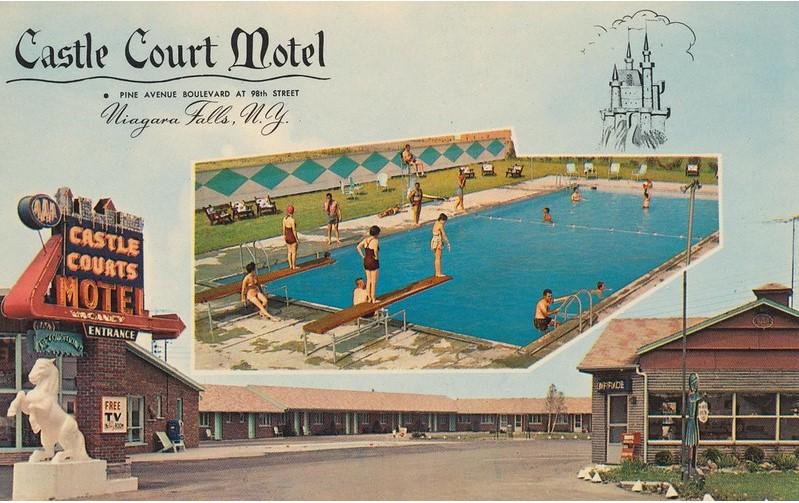 castle court