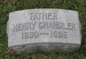 chandler grave