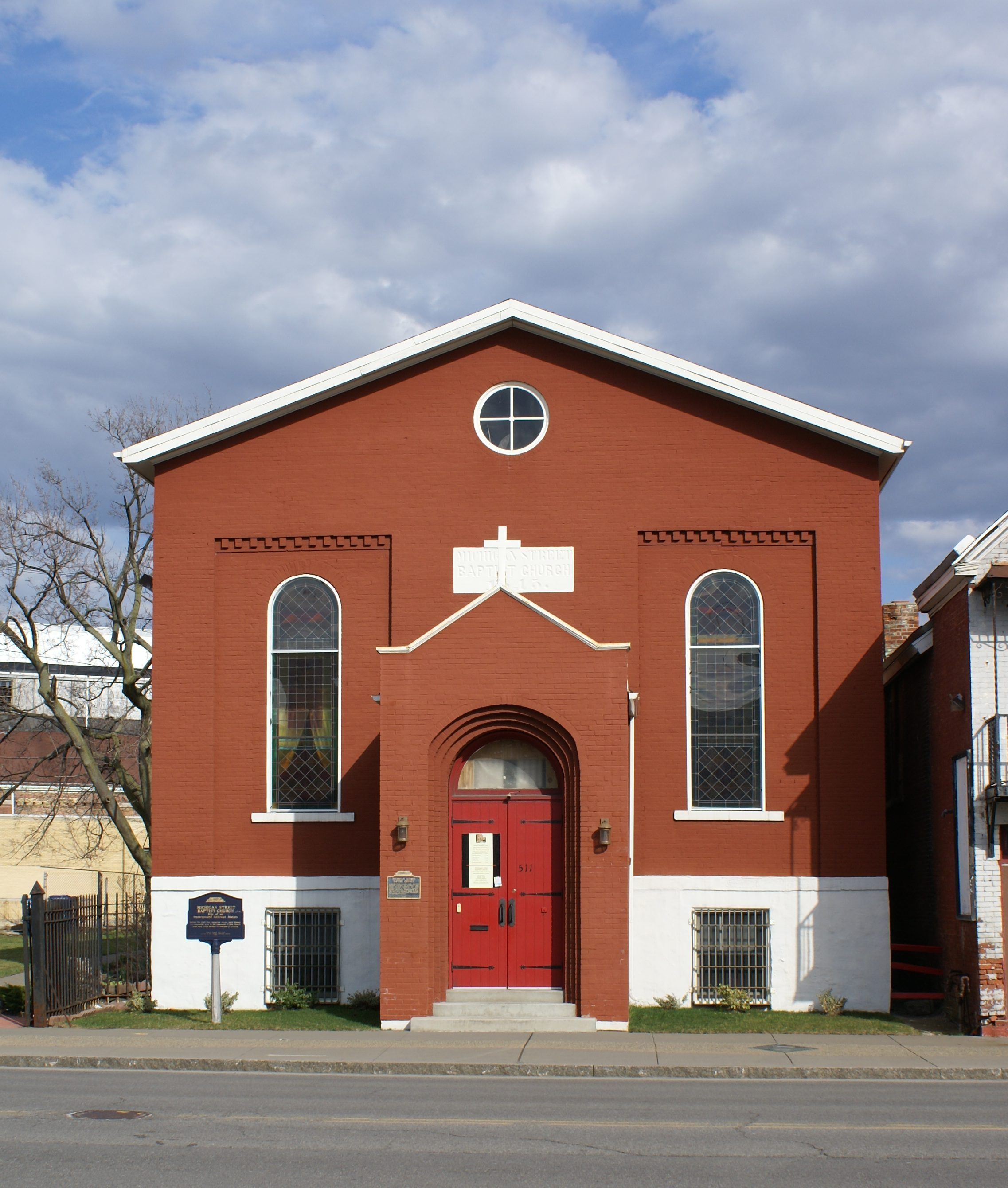 michigan street baptist