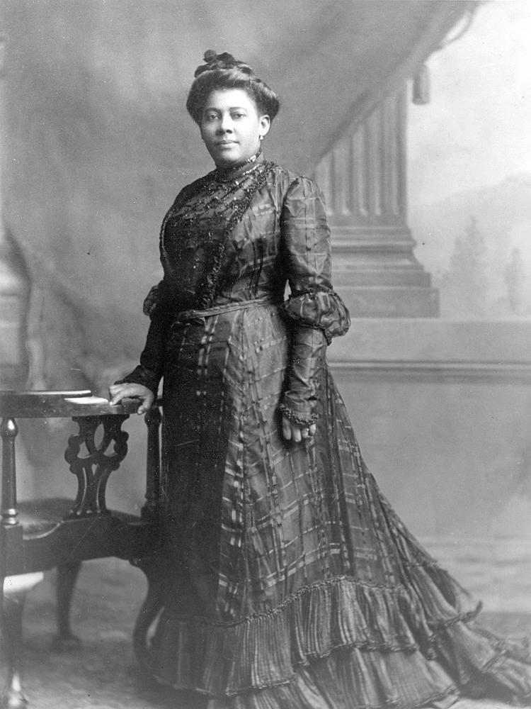 Mary B Talbert